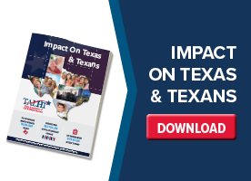 Impact on Texans and Texas